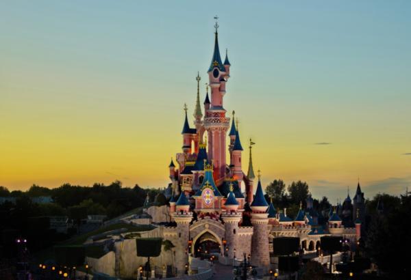 Ingressos Disneyland Paris 1