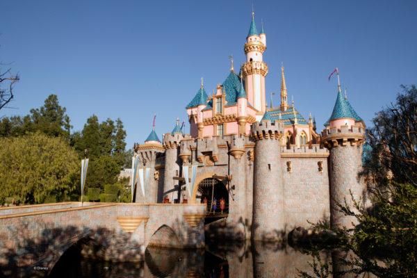 Ingressos Disneyland California 1