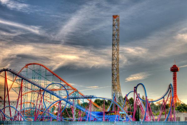 Ingressos Six Flags Magic Mountain 1
