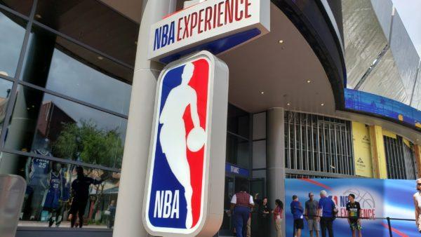 Ingressos NBA Experience 1